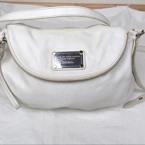 Marc Jacobs Natasha Crossbody Bag in White